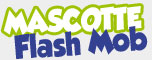 Mascotte Flash Mob